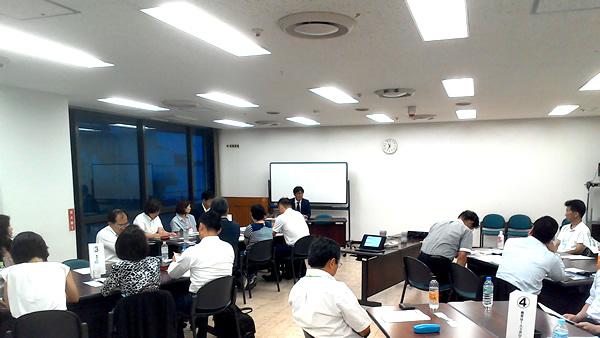 神奈川県中小企業家同友会 オリエンテーション