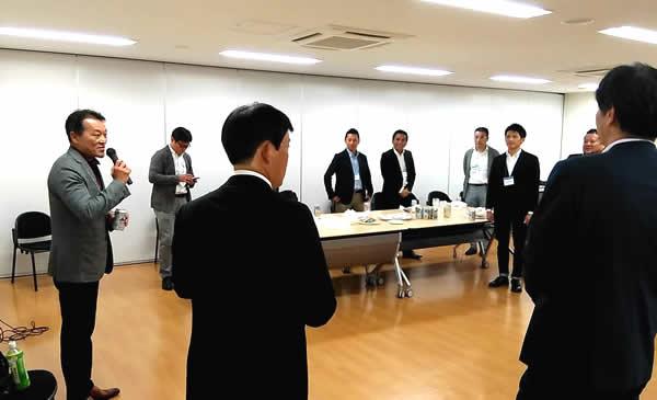 写真:2019年5月湘南支部総会