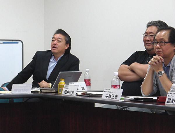 写真:かながわ経営カンファレンス実行委員会 委員