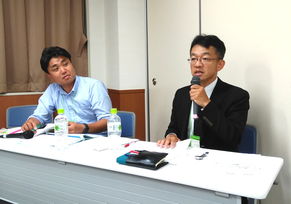 写真:有限会社杉本園芸 代表取締役 杉本聡 氏