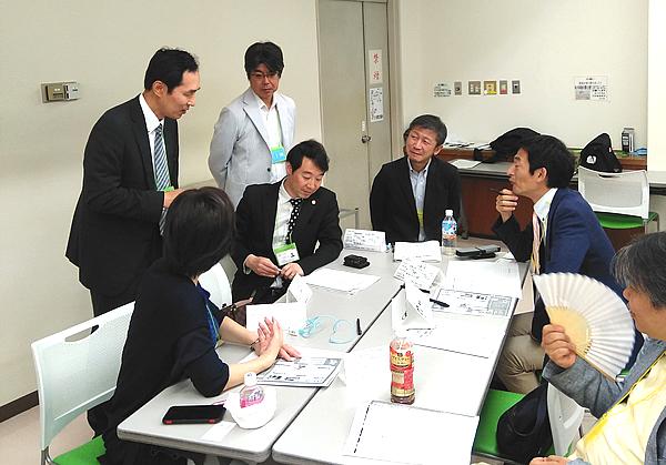 写真:株式会社イークリード 山本満博氏