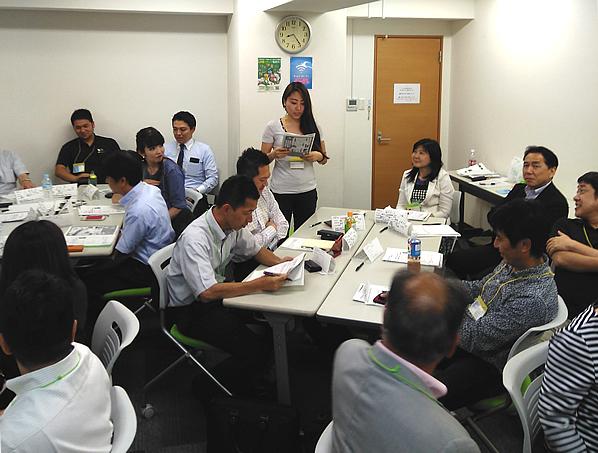 写真:神奈川同友会 横浜北支部6月例会の様子