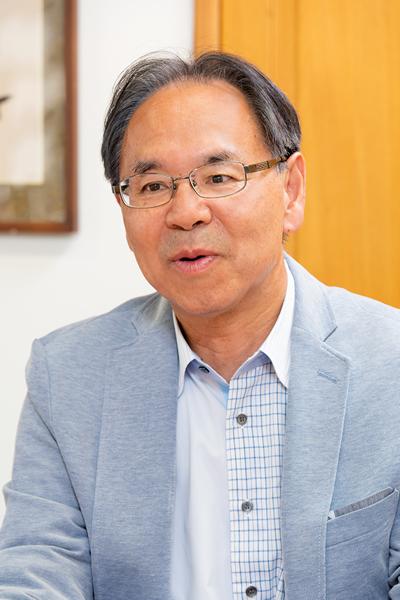 株株式会社ワンウィル 代表取締役社長 山本倍章氏