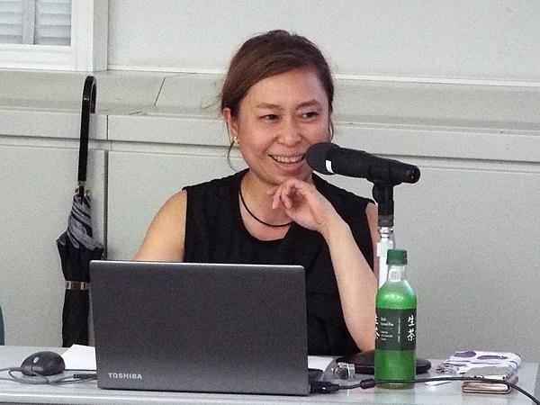 写真:東神保温株式会社 取締役 石田絢子氏