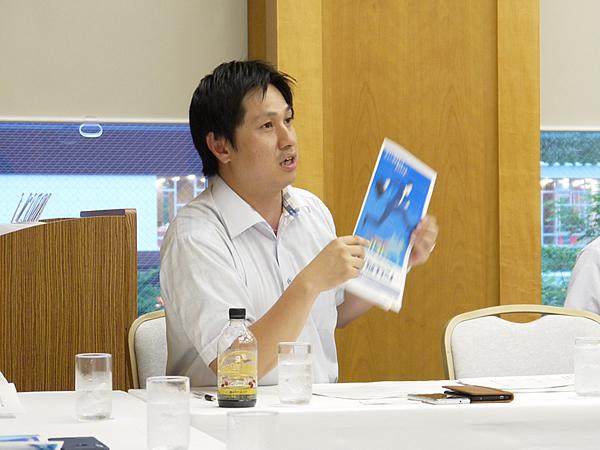 写真:神奈川同友会 事務局 山本さん