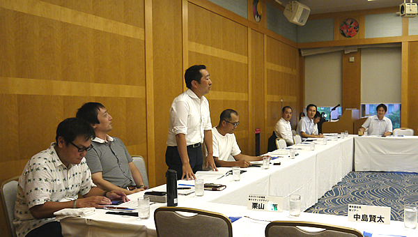 写真:かながわ経営カンファレンス実行委員会 新規参加者