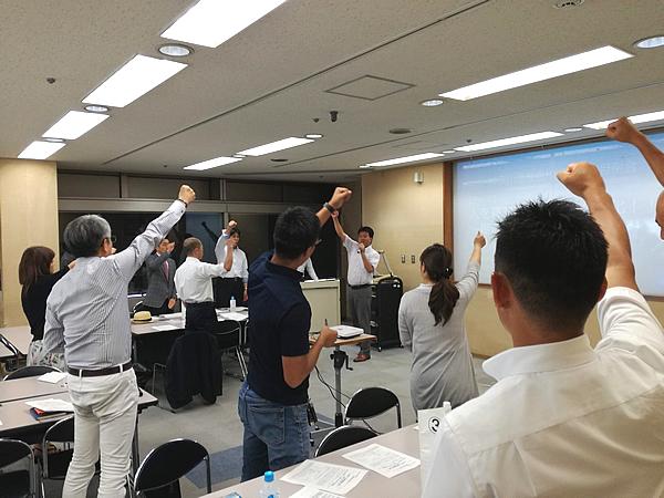 写真:写真:神奈川同友会 川崎支部8月例会の様子