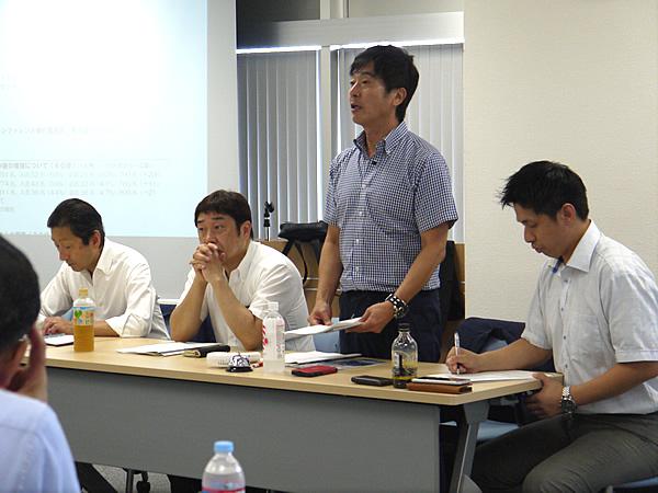 写真:かながわ経営カンファレンス実行委員会 実行委員長 榎本重秋