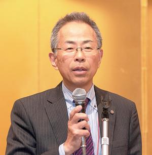 宇佐見合板株式会社 代表取締役 宇佐見孝氏
