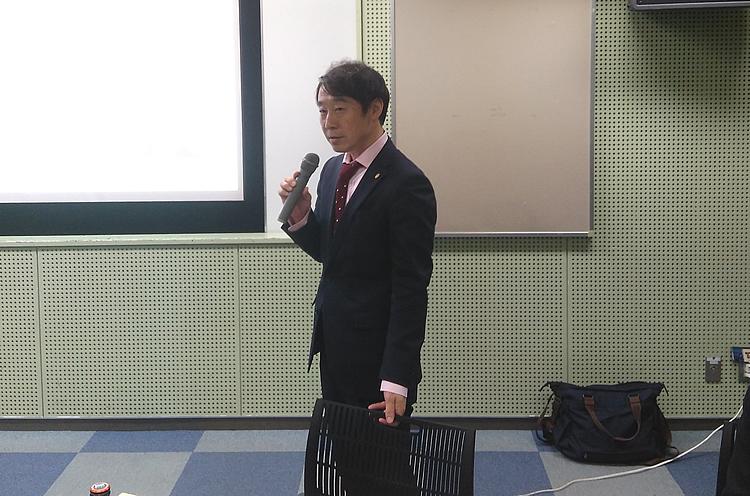 写真:2019年10月 たま田園支部例会の模様