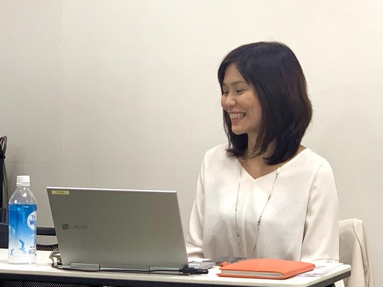 写真:LM総合法律事務所 弁護士 國澤絵里氏