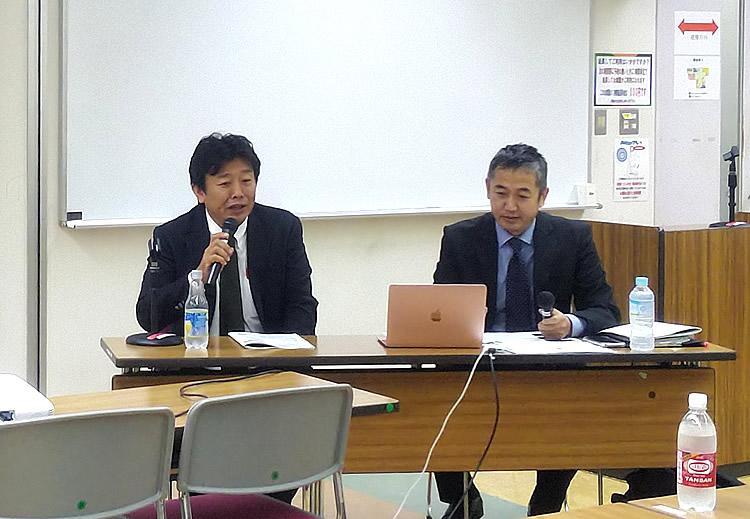 写真:株式会社山装 代表取締役 山田進弘氏
