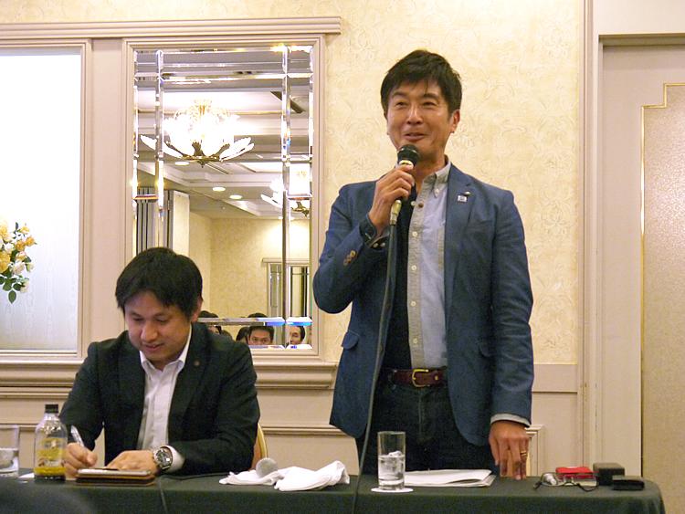 第6回 かながわ経営カンファレンス「実行委員会」 榎本重秋実行委員長
