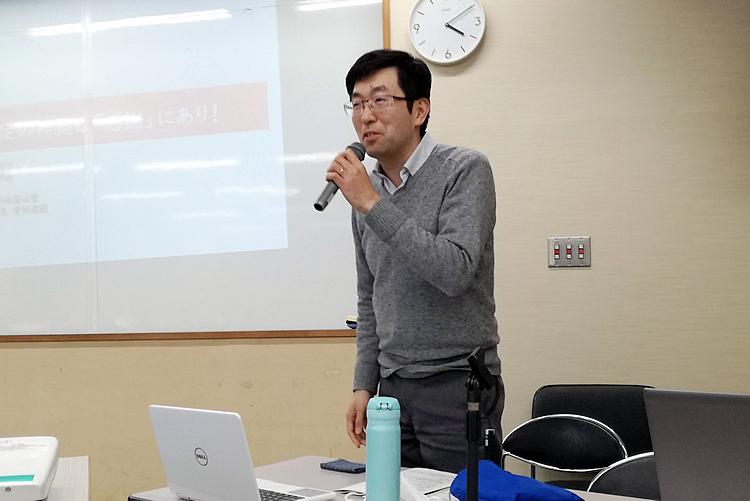 写真:㈱新川崎雲山堂 代表取締役 青地直樹氏