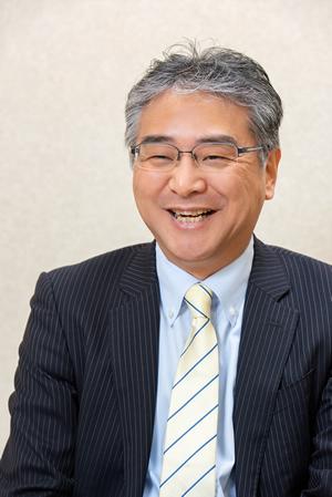 株式会社神奈川機関紙印刷所 代表取締役社長横山草太氏
