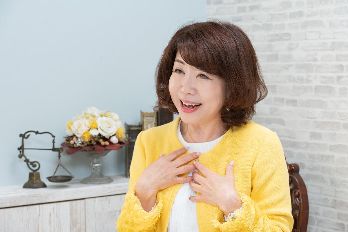 株式会社ビードッツ 代表取締役社長 佐々木 純子氏
