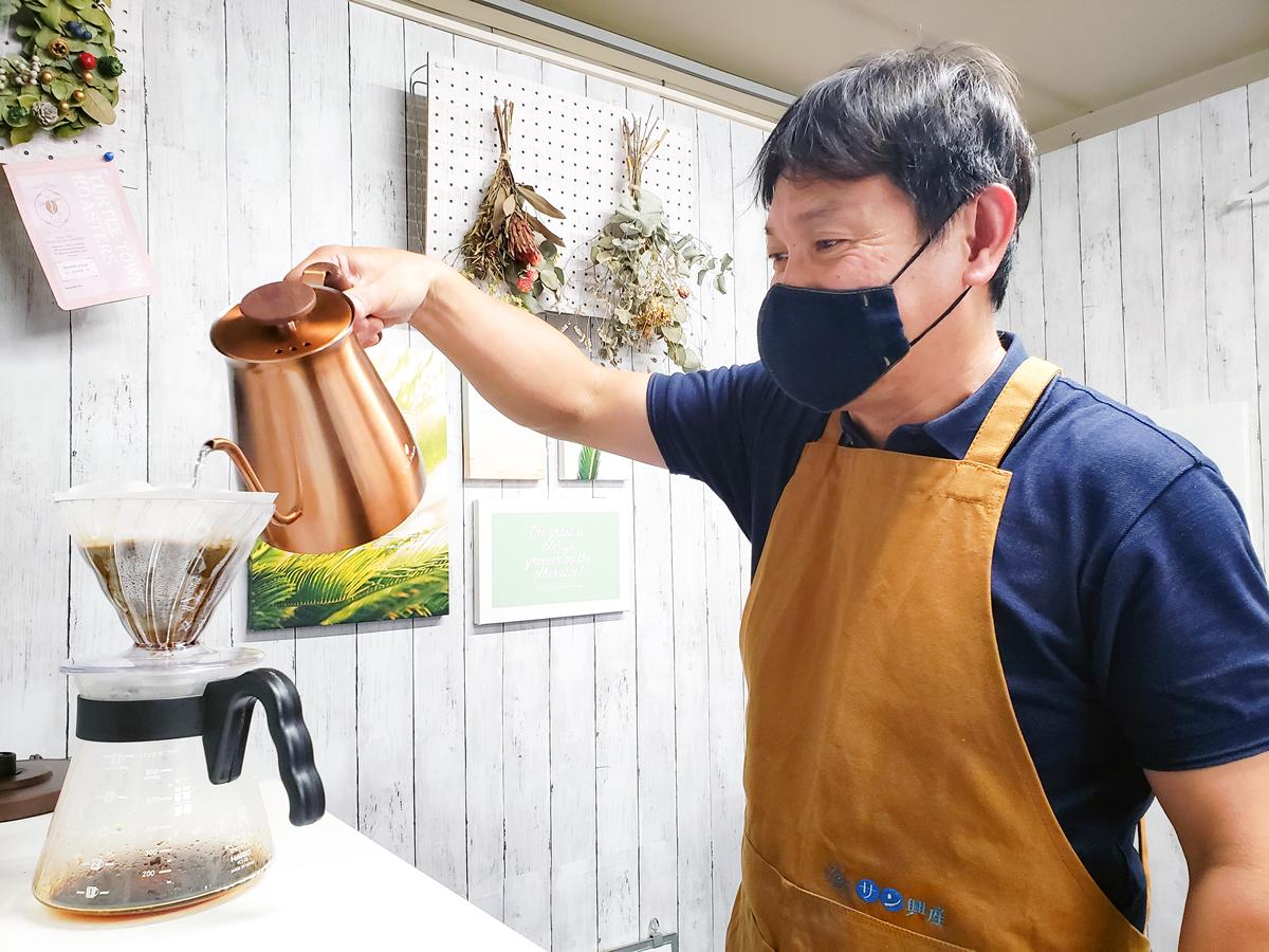 サン興産株式会社 代表取締役 菅野 恒宏氏
