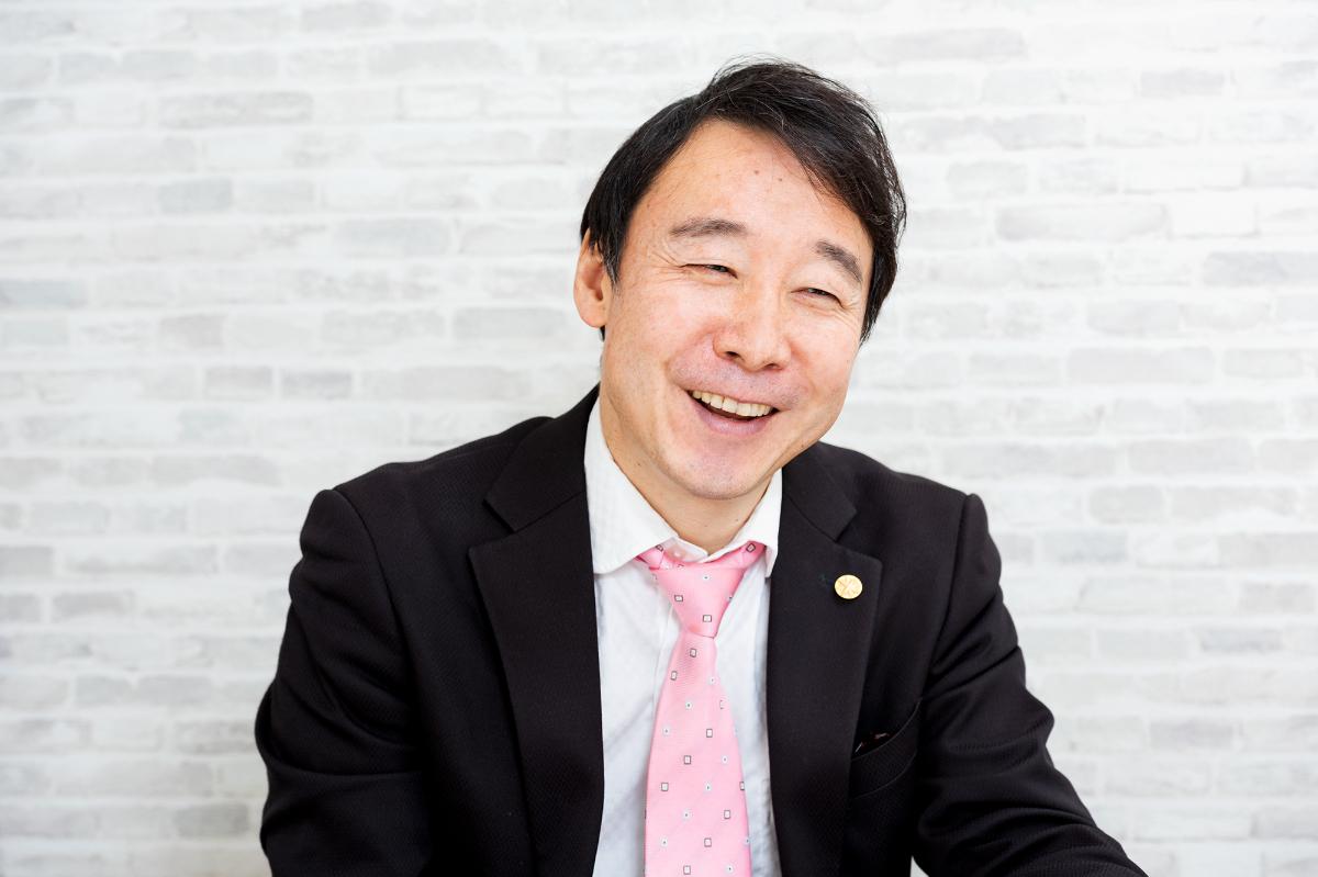 株式会社マネジメントブレーン 代表取締役社長 姫野裕基氏